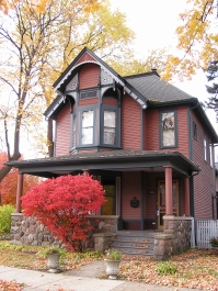 Old West Side Historic District, Ann Arbor, Mich.
